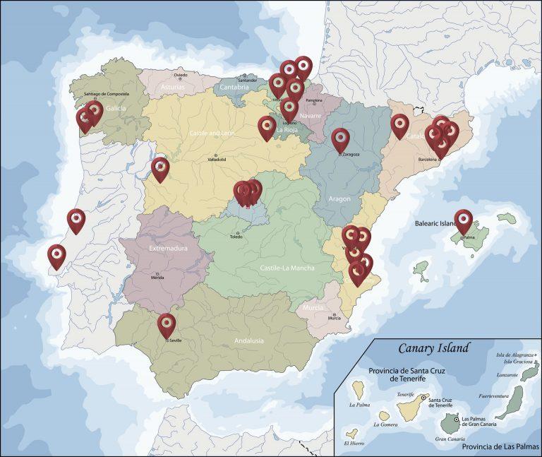 asociados numismática en España